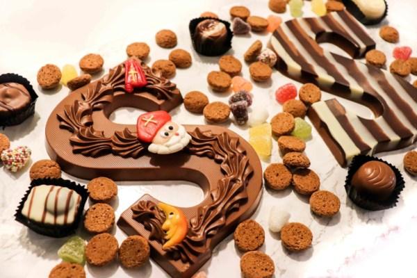 Sinterklaas letters Villa Chocola