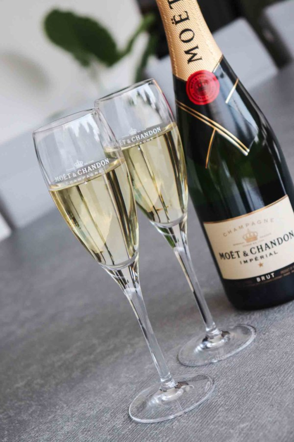 Brut champagne Imperial