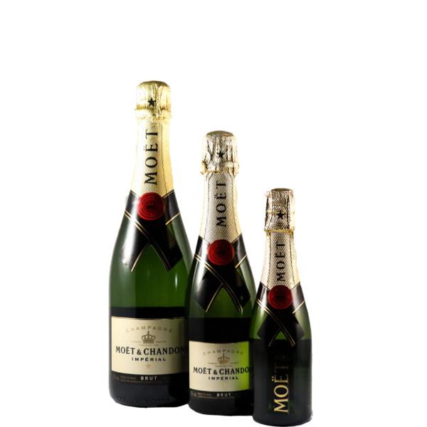 Champagne familie pakket