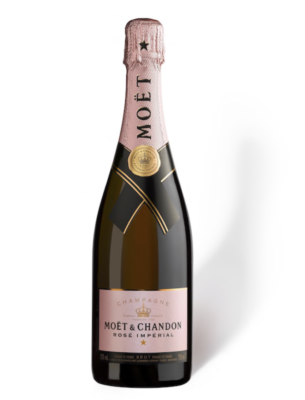Rose Imperial Moet Chandon