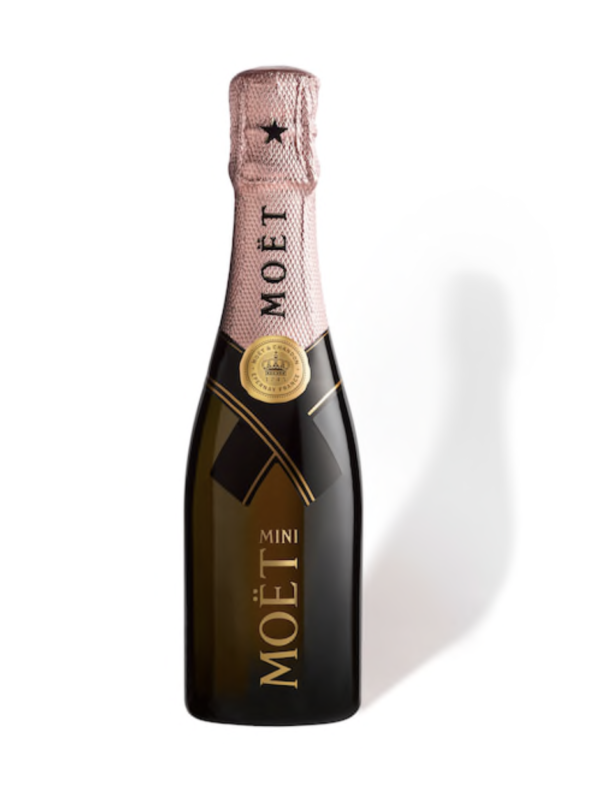 Mini Rose Moet Chandon