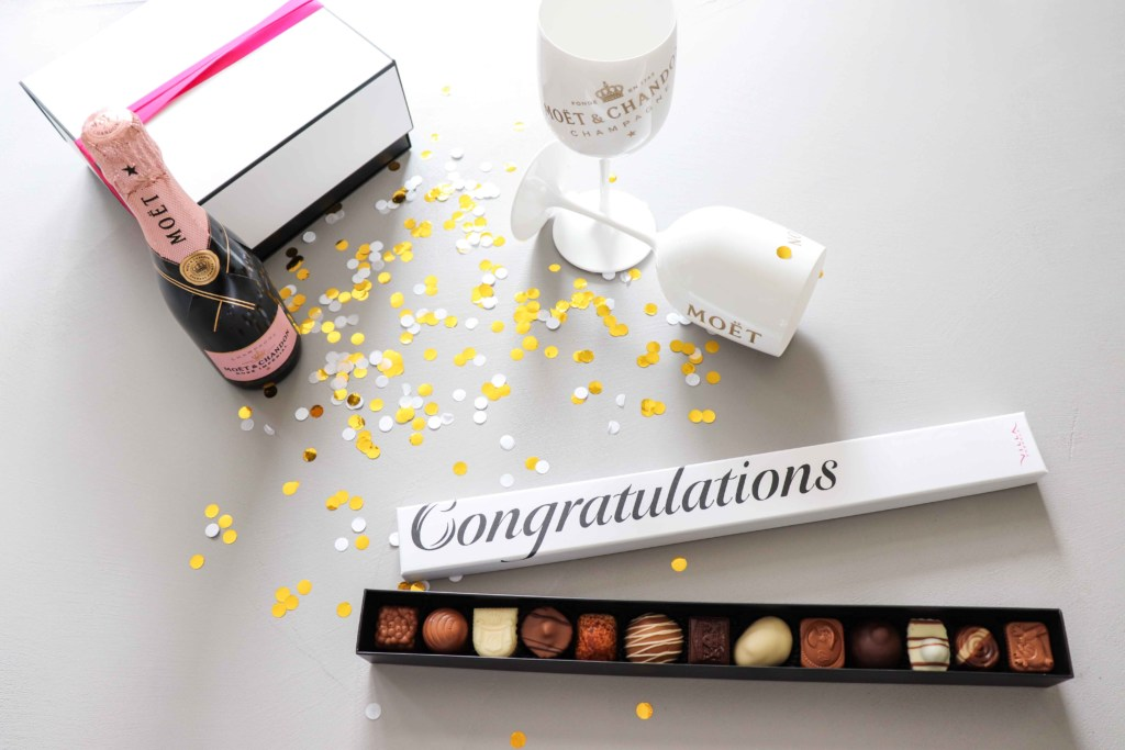 Geschenken felicitaties