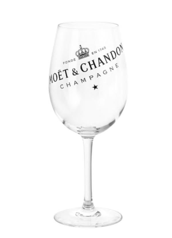 Moet Chandon glazen