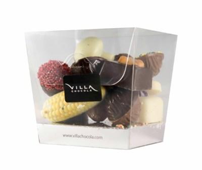 Herfst-bonbons Villa Chocola