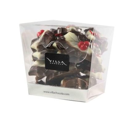 Chocolade Hulstblaadjes Villa Chocola