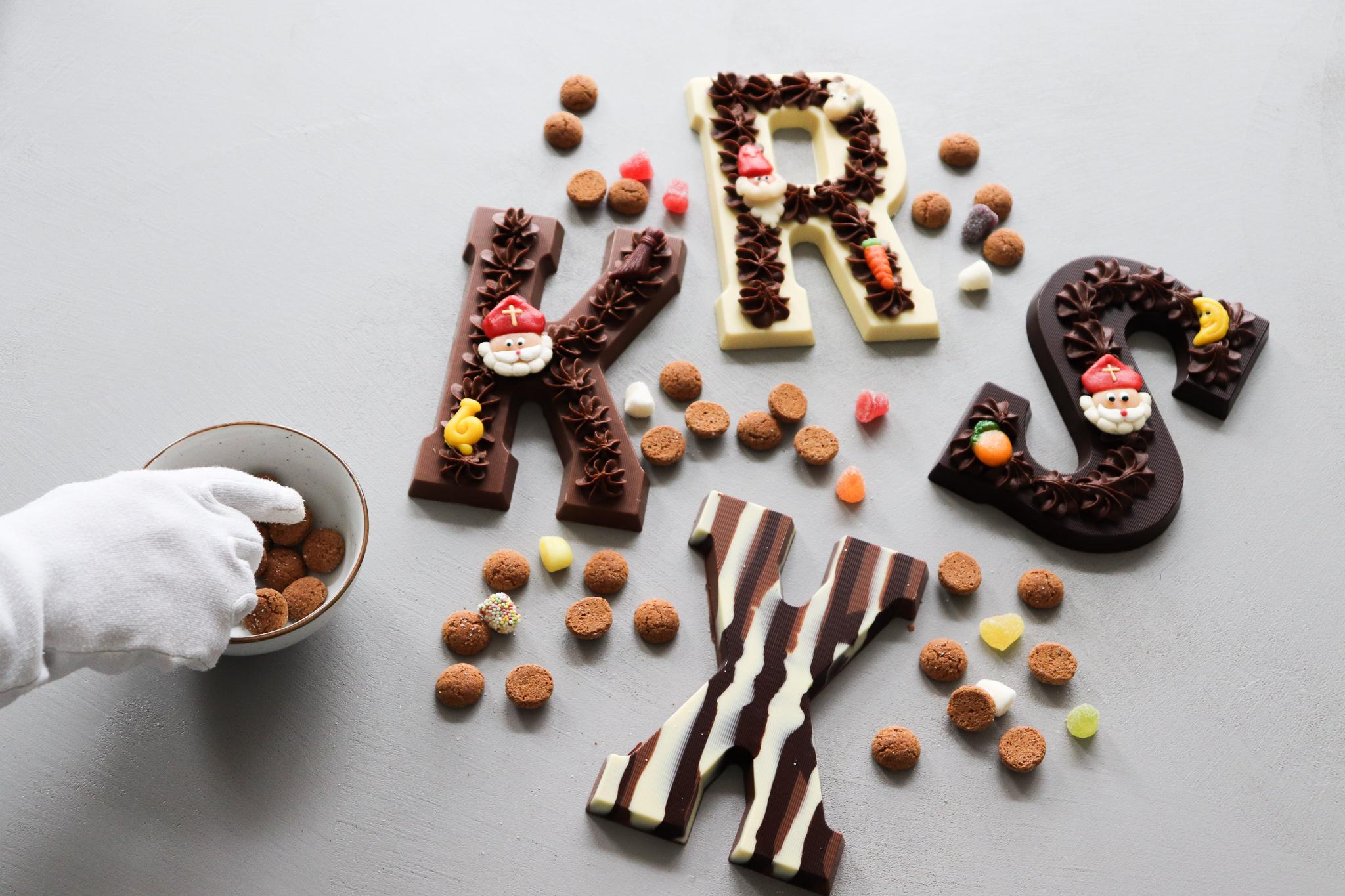 Villa Chocola luxe chocoladeletters