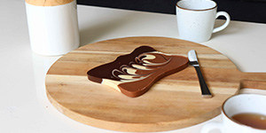Hoe lang is chocola houdbaar?